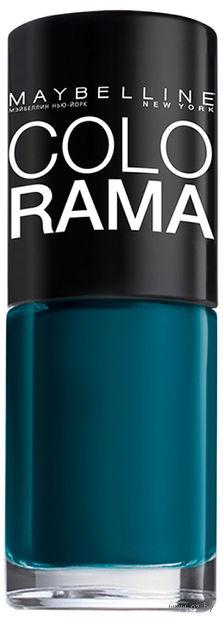 """Лак для ногтей """"Colorama"""" (тон: 284, незабываемый синий)"""