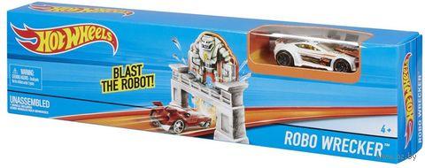 """Игровой набор """"Hot Wheels. Robo wrecker"""" — фото, картинка"""