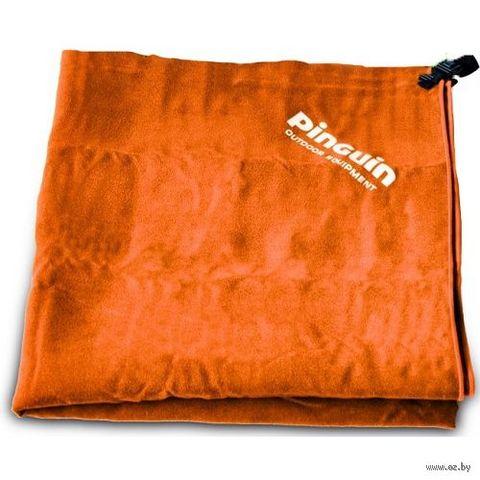 """Полотенце """"Towel Micro"""" (40x80 см; оранжевое) — фото, картинка"""