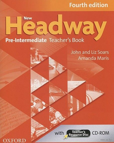 New Headway. Pre-Intermediate. Teacher`s Book (+ CD). Amanda Maris, Джон Сорс, Лиз Сорс