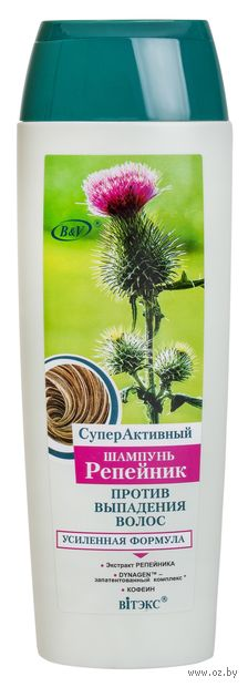Шампунь против выпадения волос (400 мл)