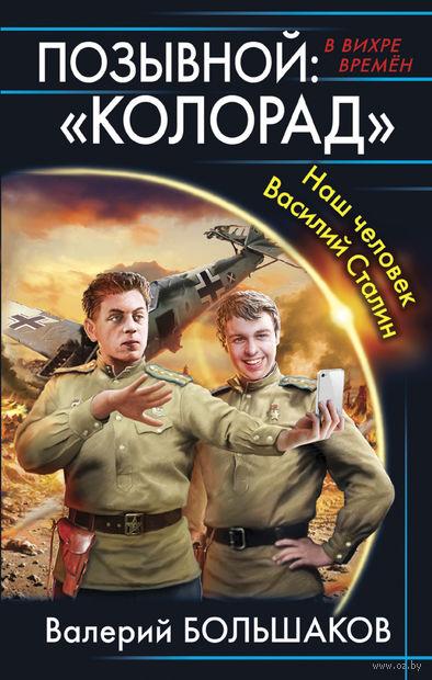 """Позывной """"Колорад"""". Наш человек Василий Сталин. Валерий Большаков"""
