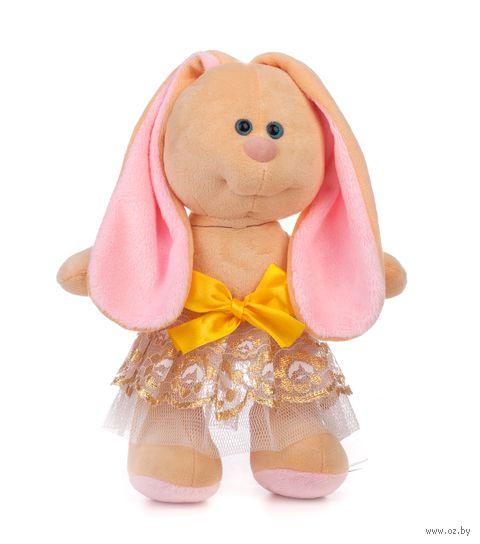 "Мягкая игрушка ""Заяц Катя. Балерина"" (28 см) — фото, картинка"