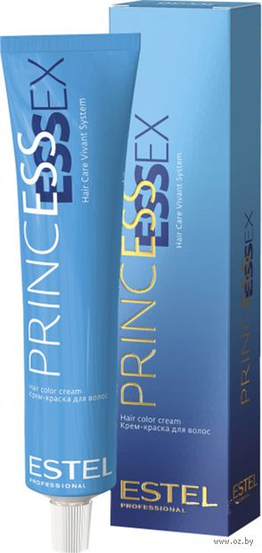 """Краска-уход для волос """"Princess Essex"""" тон: 9.00, блондин для седины — фото, картинка"""
