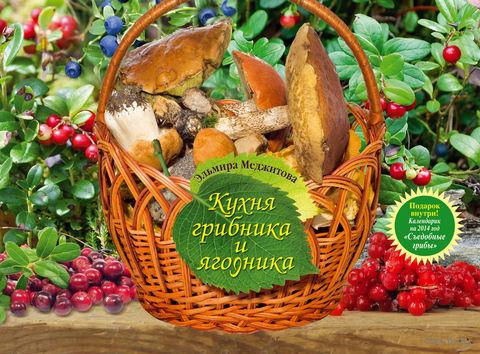 Кухня грибника и ягодника. Эльмира Меджитова