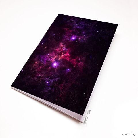 """Блокнот """"Космос"""" (А5; арт. 835) — фото, картинка"""