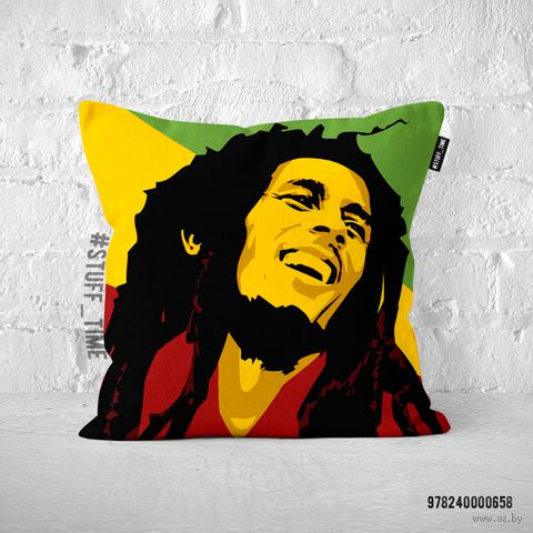 "Подушка ""Боб Марли"" (658)"