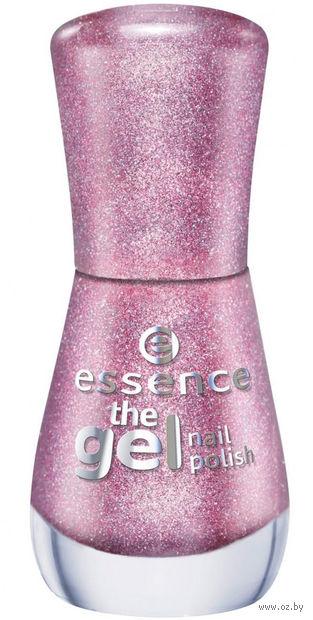 "Лак для ногтей ""The gel nail polish"" (тон: 86, my sparkling darling) — фото, картинка"