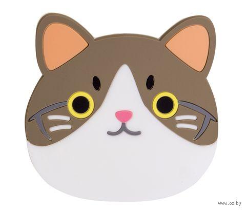 """Подставка под кружку """"Fat Cat"""" (арт. KW0321-000269) — фото, картинка"""