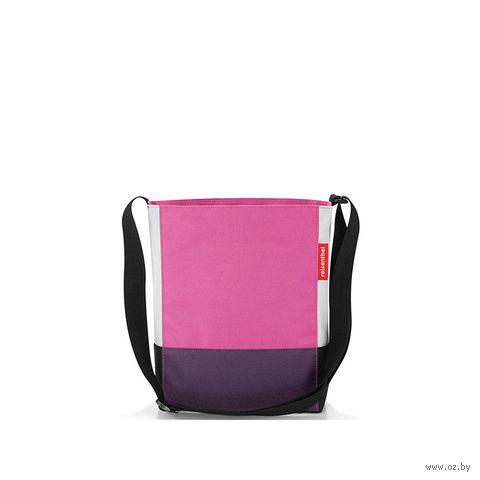"""Сумка """"Shoulderbag"""" (S, patchwork magenta)"""