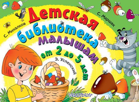 Детская библиотека малышам от 2 до 5 лет (Комплект из 4-х книг) — фото, картинка