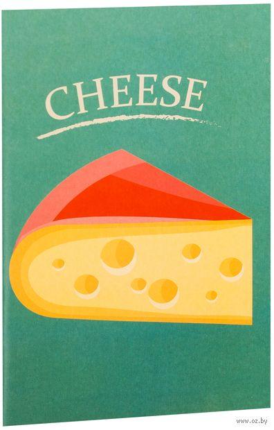 """Блокнот """"Cheese"""" (А5) — фото, картинка"""