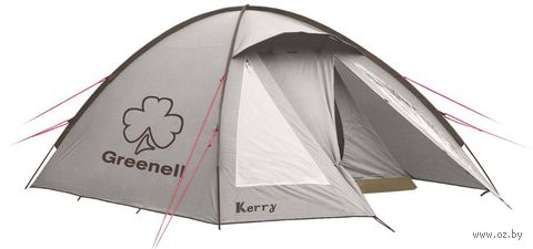 """Палатка """"Керри 2 v.3"""" (коричневая) — фото, картинка"""