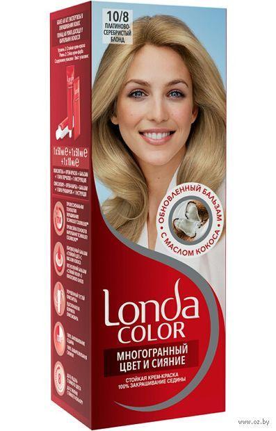 """Крем-краска для волос """"LondaColor"""" (тон: 89, платиново-серебристый)"""
