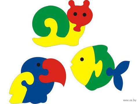"""Развивающая игрушка """"Мини-фигурки животных"""""""
