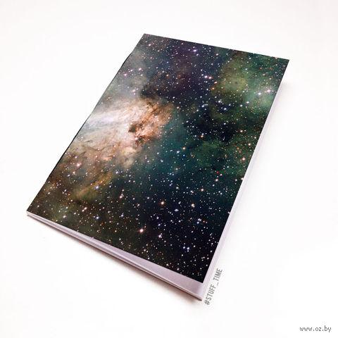 """Блокнот """"Космос"""" (А5; арт. 837) — фото, картинка"""