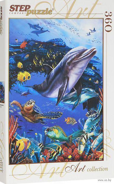 """Пазл """"Подводный мир"""" (360 элементов) — фото, картинка"""