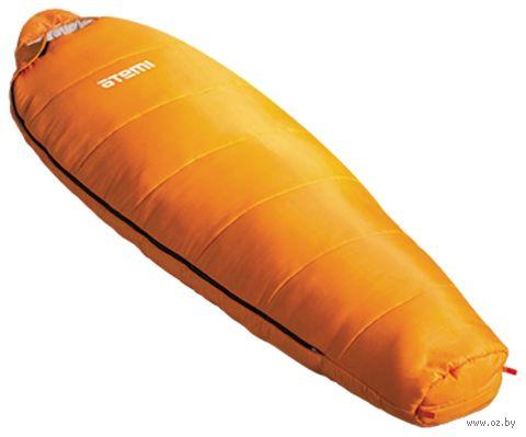 Спальный мешок A1 (оранжевый) — фото, картинка