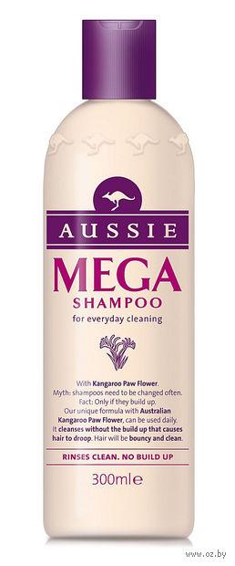 "Шампунь для волос ""Mega"" (300 мл) — фото, картинка"