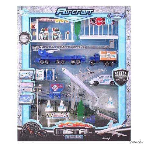 "Игровой набор ""Аэродром"" (арт. DV-T-412) — фото, картинка"