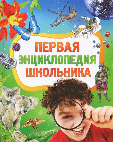 Первая энциклопедия школьника — фото, картинка
