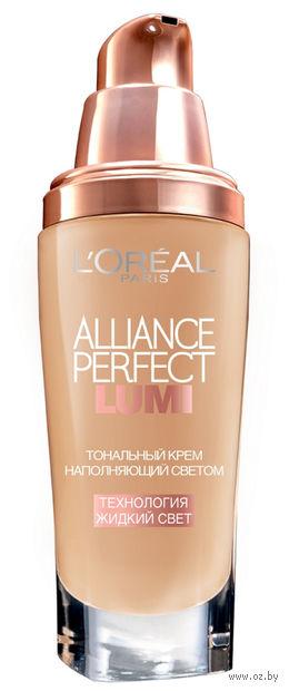 """Тональный крем для лица """"Alliance Perfect Lumi"""" (тон: N2, ваниль; 30 мл)"""