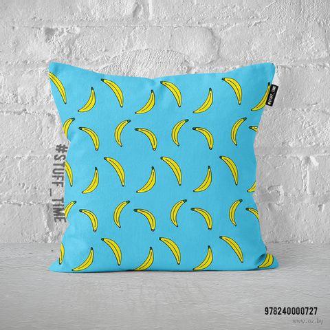 """Подушка """"Бананы"""" (арт. 727) — фото, картинка"""