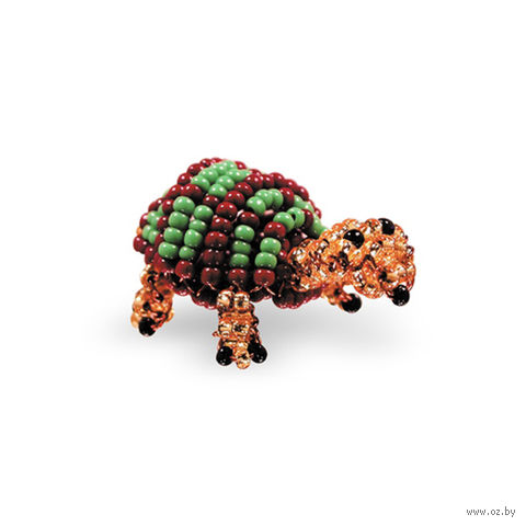"Набор для бисероплетения ""Черепаха"" — фото, картинка"