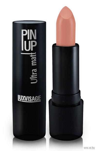 "Помада для губ ""PIN-UP. Ultra matt"" тон: 501 — фото, картинка"