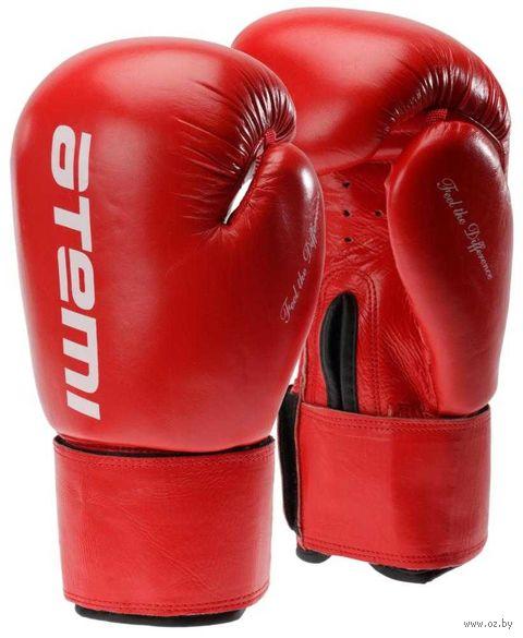 Перчатки боксёрские LTB19009 (14 унций; красные) — фото, картинка