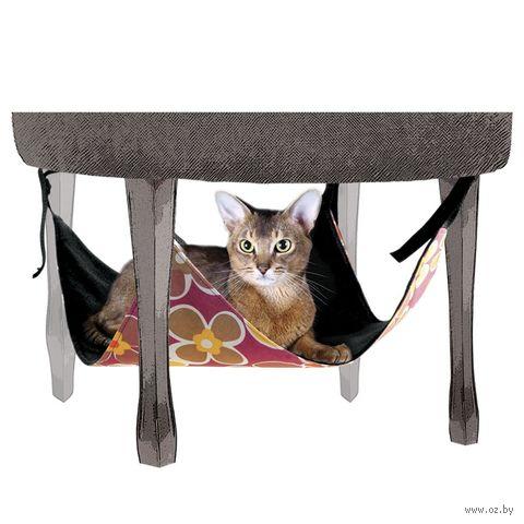 Гамак для кошек (44х44 см) — фото, картинка