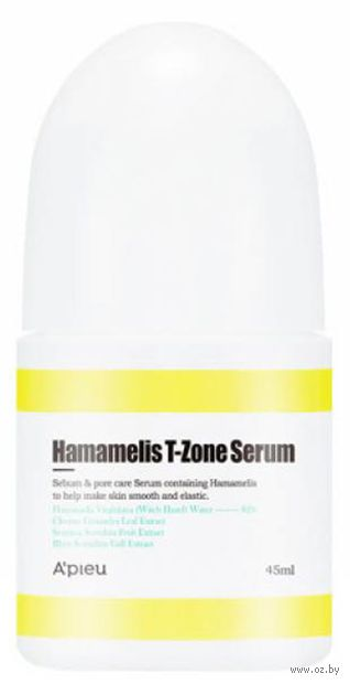 """Сыворотка для лица """"Hamamelis T-Zone"""" (45 мл) — фото, картинка"""