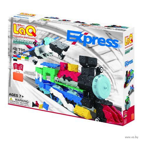 """Конструктор """"LaQ. Hamacron Constructor Express"""" (739 деталей)"""