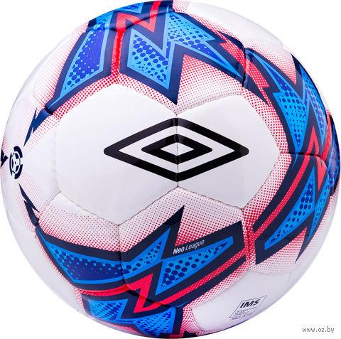 """Мяч футбольный Umbro """"Neo League"""" 20865U №5 — фото, картинка"""