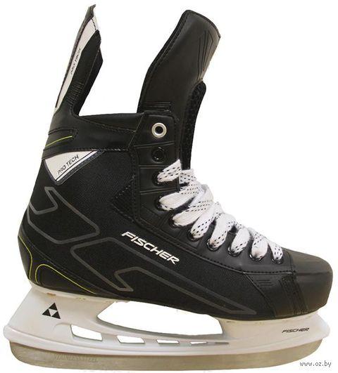 Коньки хоккейные FX5 SR (р. 42) — фото, картинка
