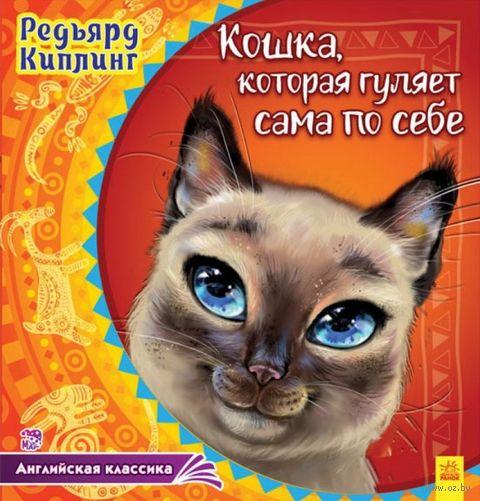 Кошка, которая гуляет сама по себе — фото, картинка