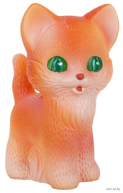 """Игрушка для купания """"Котёнок Рыжик"""" — фото, картинка"""