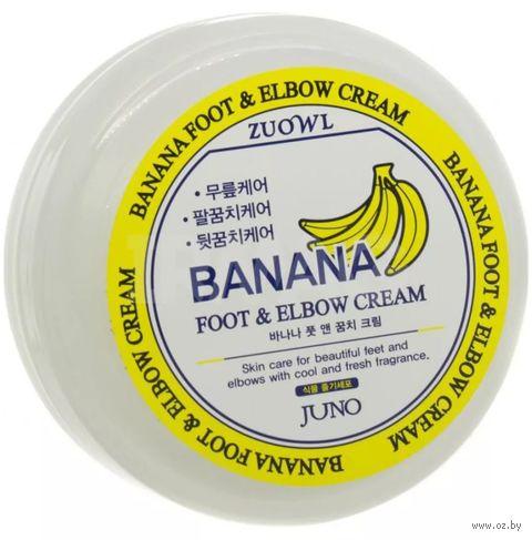 """Крем для ног и локтей """"С бананом"""" (100 мл) — фото, картинка"""