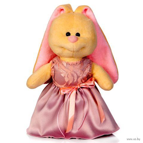 "Мягкая игрушка ""Заяц Катя"" (28 см; арт. 21.175.1) — фото, картинка"