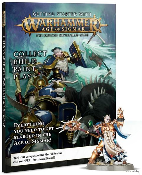 Getting Started with Warhammer Age of Sigmar — фото, картинка