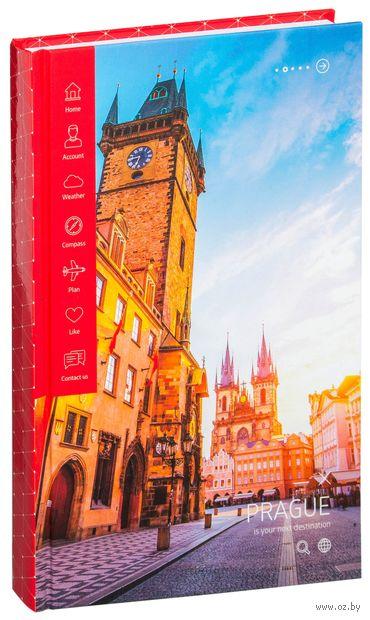 """Ежедневник недатированный """"Путешествия. Прага"""" (A5) — фото, картинка"""
