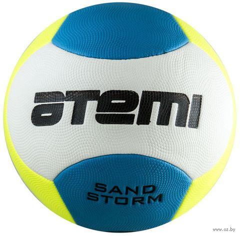 """Мяч футбольный Atemi """"Sand storm"""" №5 — фото, картинка"""