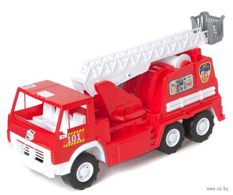 Пожарная машина (арт. 034D) — фото, картинка