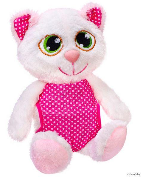 """Мягкая игрушка """"Сонный котик"""" (25 см) — фото, картинка"""