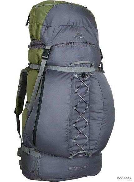 """Рюкзак """"Sherkhan 110 v.2"""" (110 л; зеленый) — фото, картинка"""