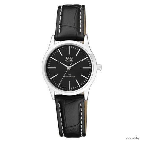 Часы наручные (чёрные; арт. C213J302) — фото, картинка
