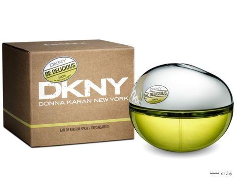 "Парфюмерная вода для женщин DKNY ""Be Delicious"" (30 мл) — фото, картинка"