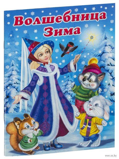 Волшебница Зима — фото, картинка