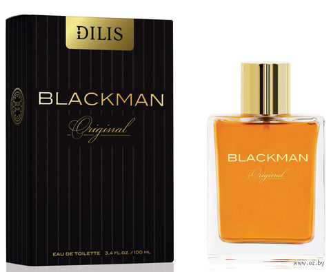 "Туалетная вода для мужчин ""Blackman Original"" (100 мл) — фото, картинка"