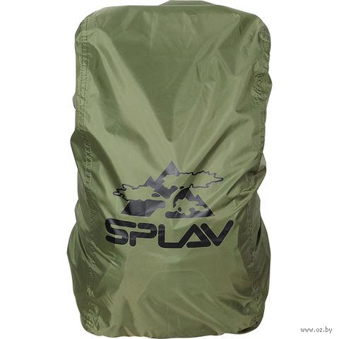 Накидка на рюкзак (15-30 л; оливковый)